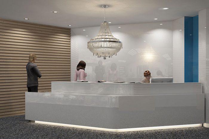 design reception