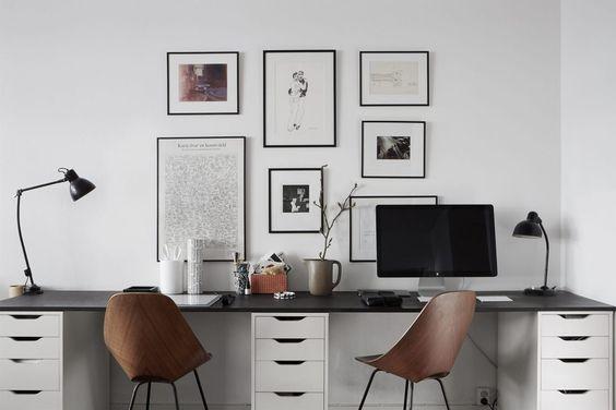 Studio Ufficio Differenza : Come arredare un ufficio in casa gattusocontract